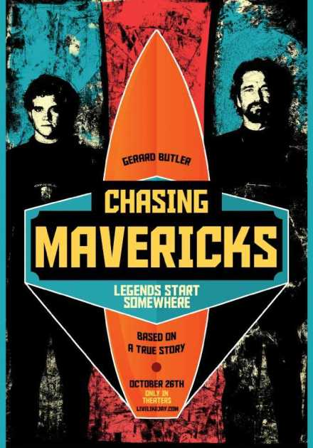 فيلم Chasing Mavericks 2012 مترجم