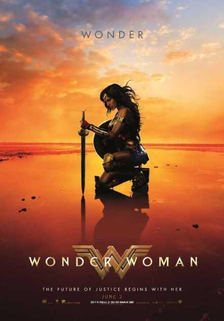 فيلم Wonder Woman 2017 مترجم