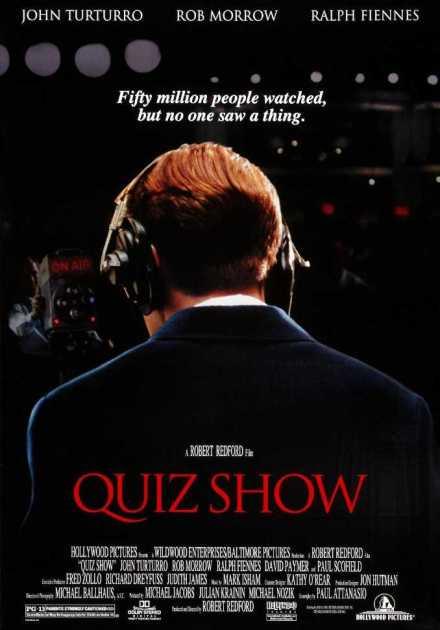 فيلم Quiz Show 1994 مترجم