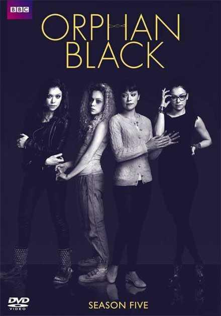 مسلسل Orphan Black الموسم الخامس