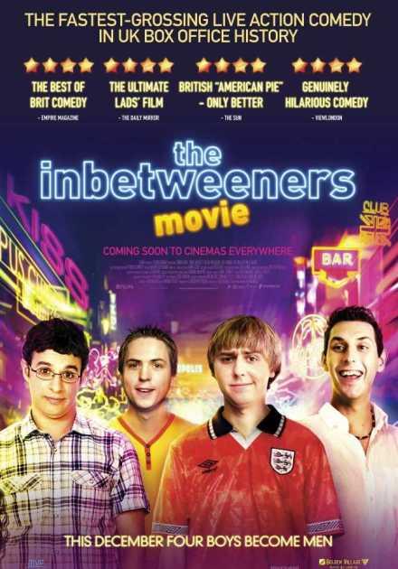 فيلم The Inbetweeners Movie 2011 مترجم