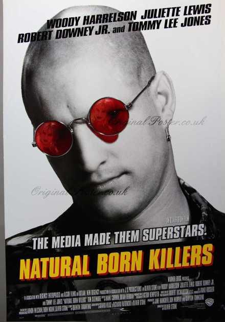 فيلم Natural Born Killers 1994 مترجم