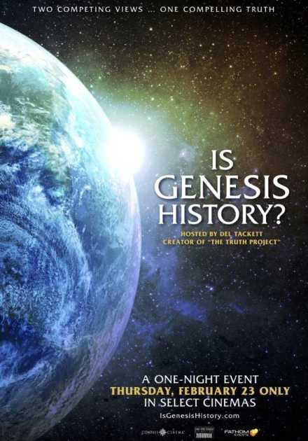 فيلم Is Genesis History? 2017 مترجم