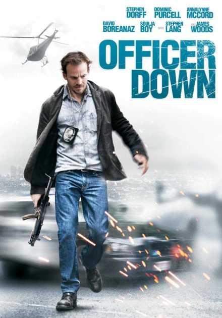 فيلم Officer Down 2013 مترجم