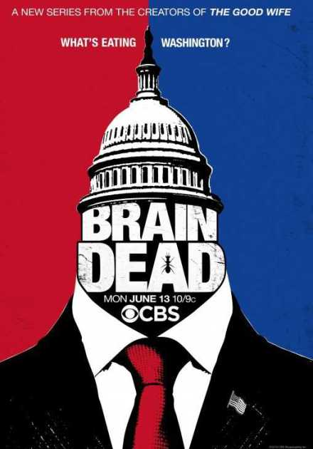 مسلسل BrainDead