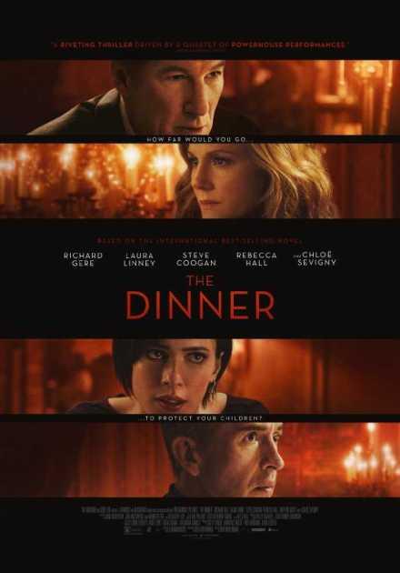 فيلم The Dinner 2017 مترجم