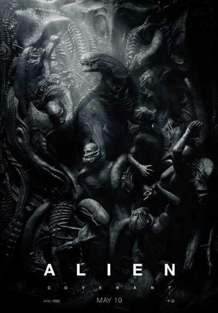 فيلم Alien Covenant 2017 مترجم