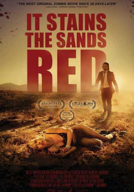 فيلم It Stains the Sands Red 2016 مترجم