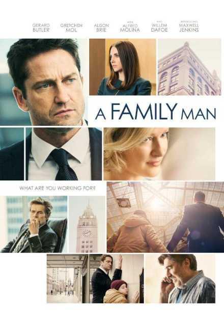 فيلم A Family Man 2016 مترجم