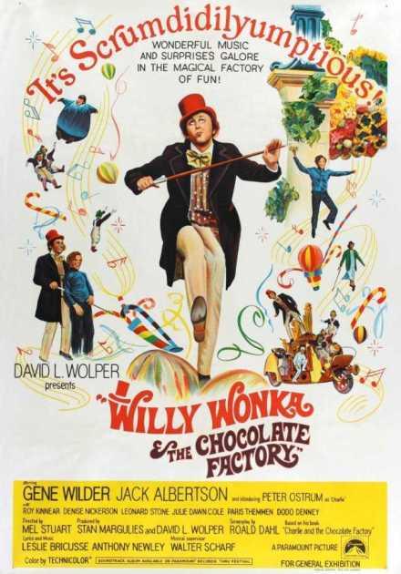 فيلم Willy Wonka & the Chocolate Factory 1971 مترجم