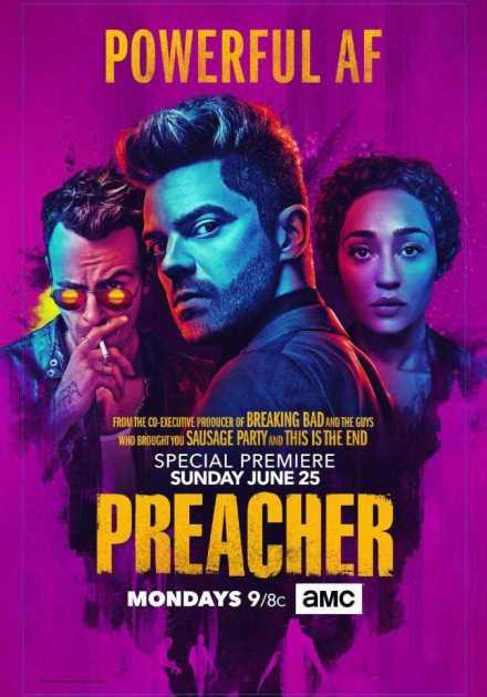 مسلسل Preacher الموسم الثاني