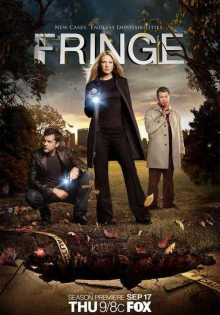 مسلسل Fringe الموسم الثاني