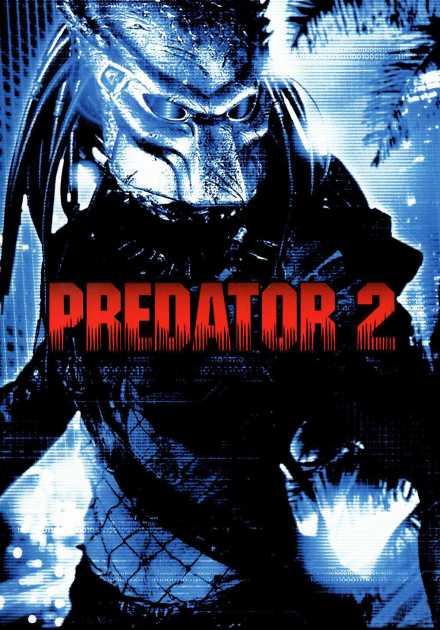 فيلم Predator 2 1990 مترجم