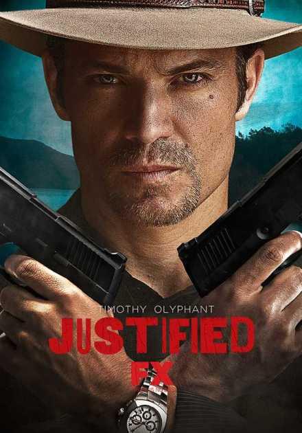 مسلسل Justified