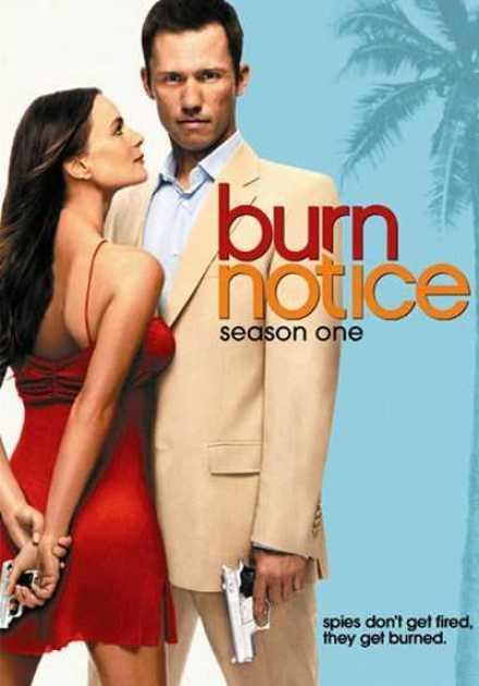 مسلسل Burn Notice