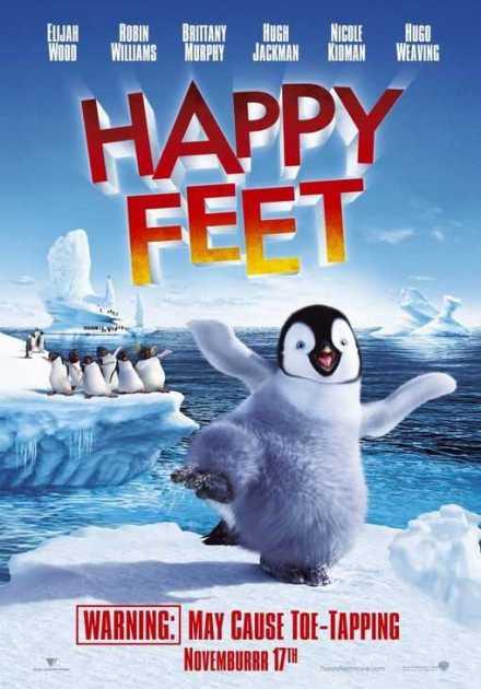 فيلم Happy Feet 2006 مترجم