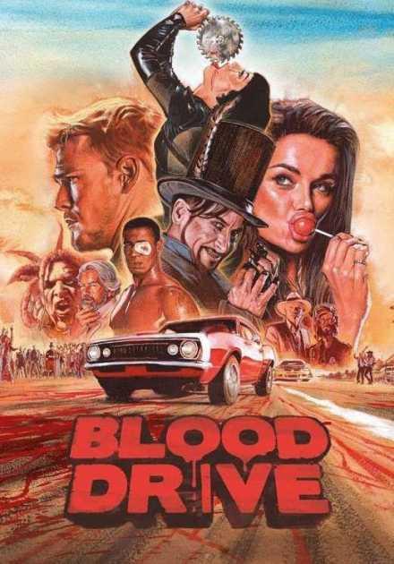 مسلسل Blood Drive