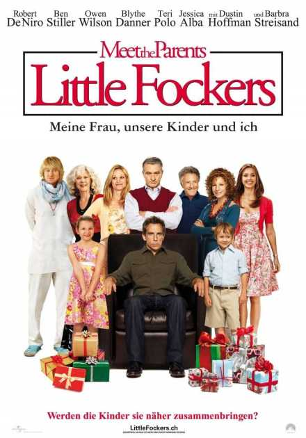 فيلم Little Fockers 2010 مترجم