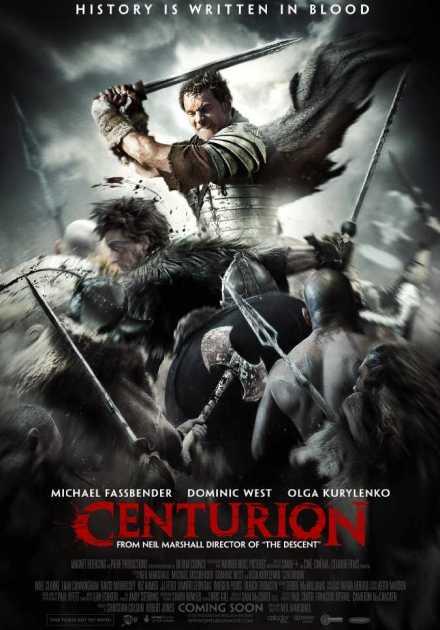 فيلم Centurion 2010 مترجم