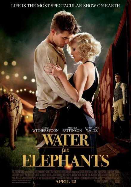 فيلم Water for Elephants 2011 مترجم