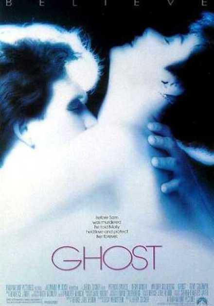فيلم Ghost 1990 مترجم
