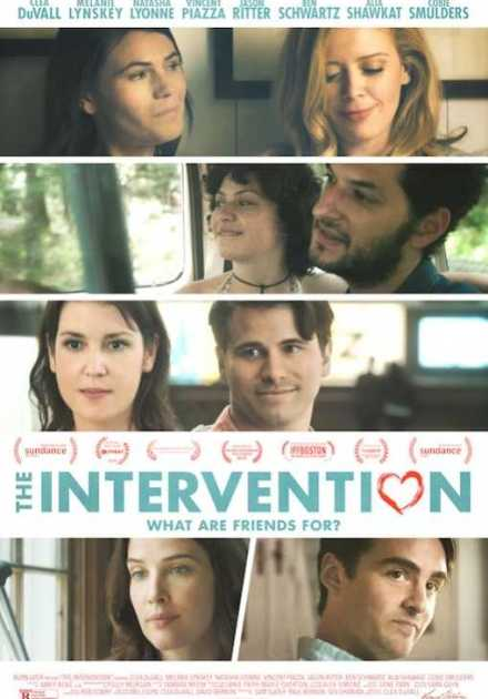 فيلم The Intervention 2016 مترجم