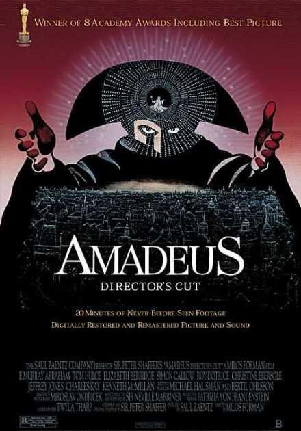 فيلم Amadeus 1984 مترجم