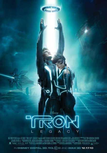 فيلم TRON Legacy 2010 مترجم