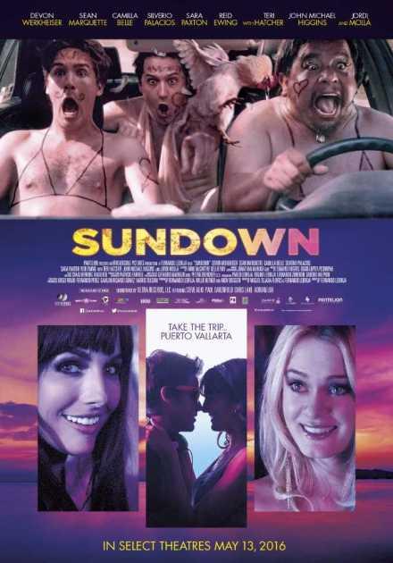 فيلم Sundown 2016 مترجم