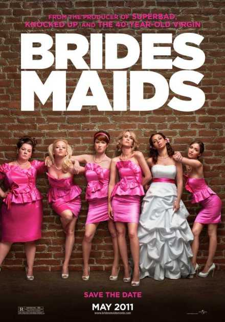 فيلم Bridesmaids 2011 مترجم