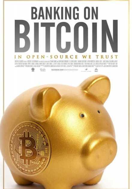 فيلم Banking on Bitcoin 2016 مترجم