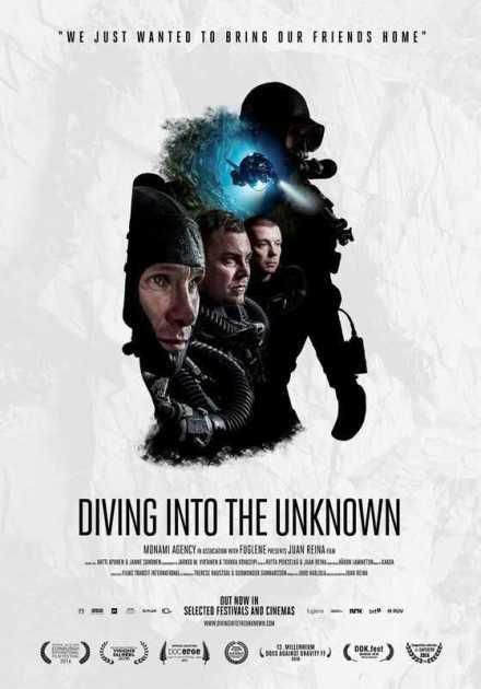فيلم Diving Into the Unknown 2016 مترجم