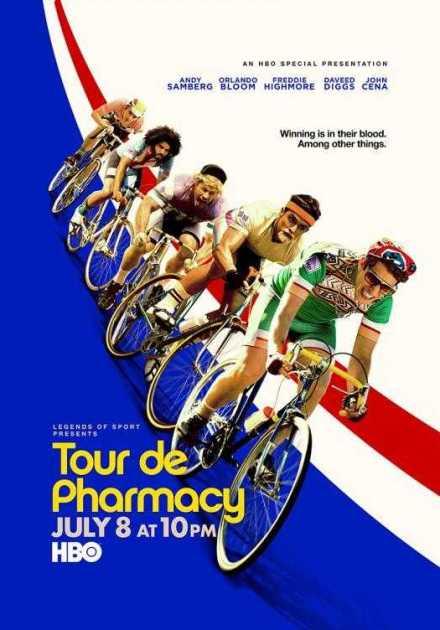 فيلم Tour de Pharmacy 2017 مترجم