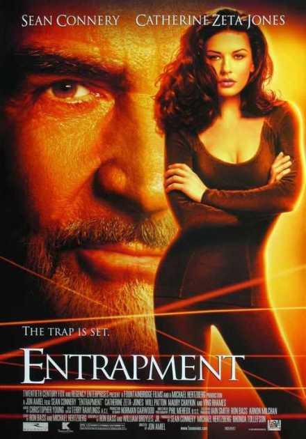 فيلم Entrapment 1999 مترجم