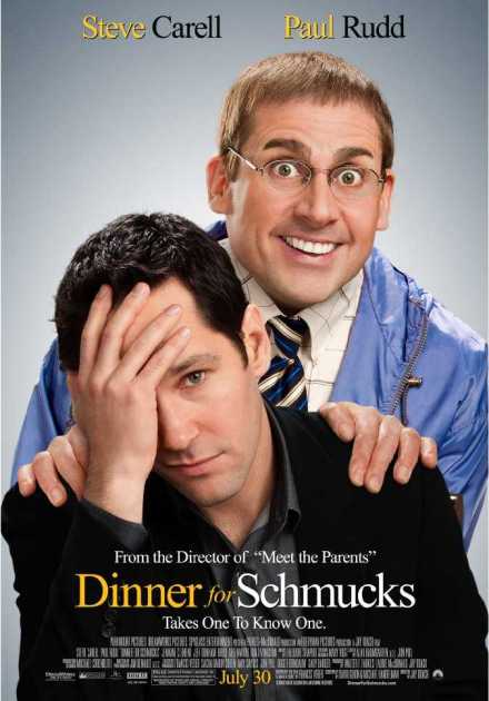 فيلم Dinner for Schmucks 2010 مترجم