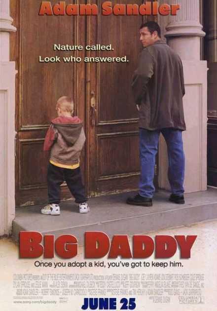 فيلم Big Daddy 1999 مترجم
