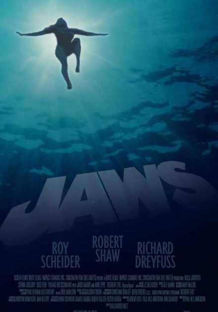 فيلم Jaws 1975 مترجم