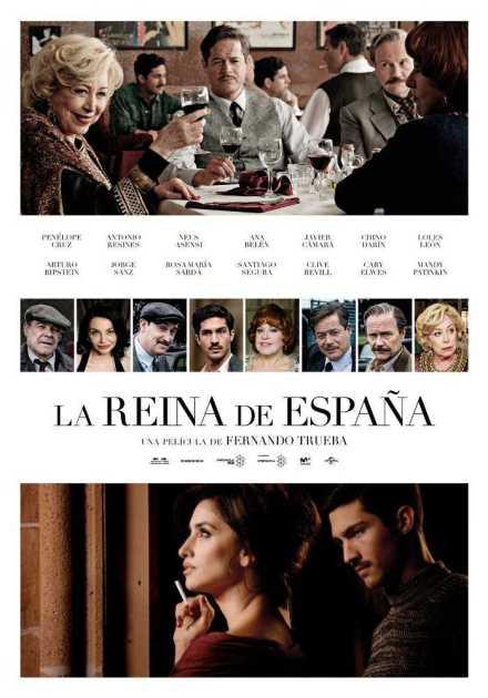 فيلم The Queen of Spain 2016 مترجم