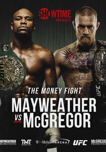 عرض نزال القرن Mayweather Vs. McGregor 2017 مترجم