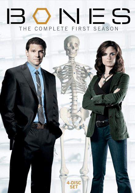 مسلسل Bones الموسم الأول