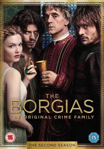 مسلسل The Borgias الموسم الثاني