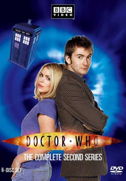 مسلسل Doctor Who الموسم الثاني