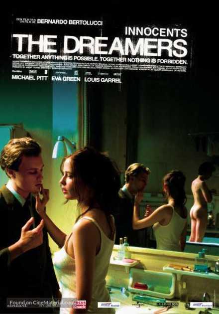 فيلم The Dreamers 2003 مترجم