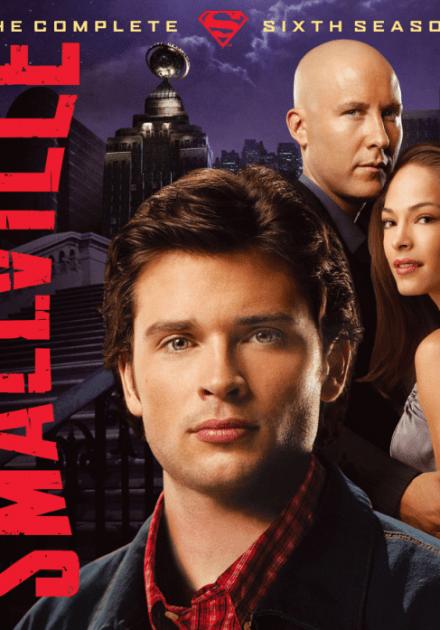 مسلسل Smallville الموسم السادس