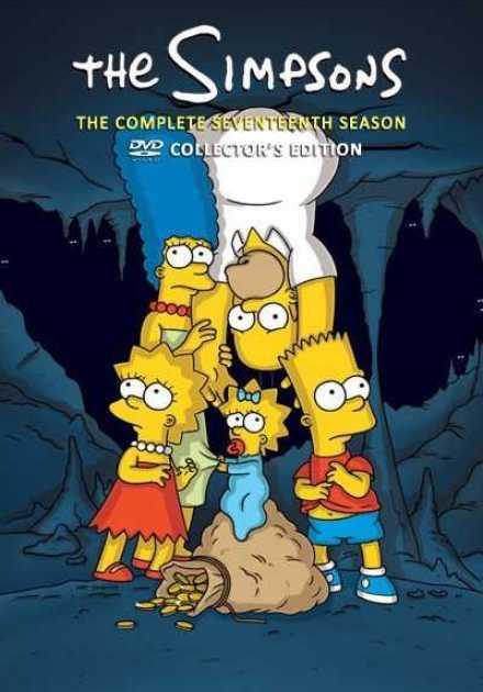 مسلسل The Simpsons الموسم السابع عشر