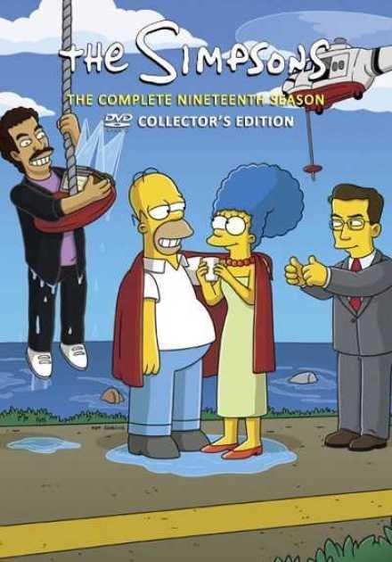 مسلسل The Simpsons الموسم التاسع عشر