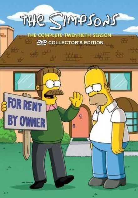 مسلسل The Simpsons الموسم العشرون