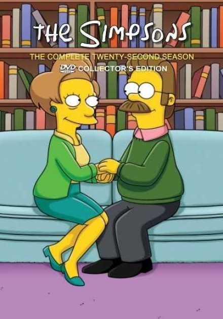 مسلسل The Simpsons الموسم الثاني و العشرون