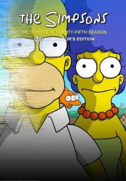 مسلسل The Simpsons الموسم الخامس و العشرون