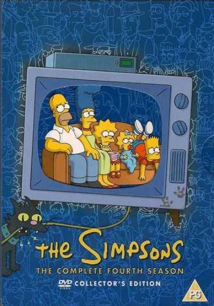 مسلسل The Simpsons الموسم الرابع